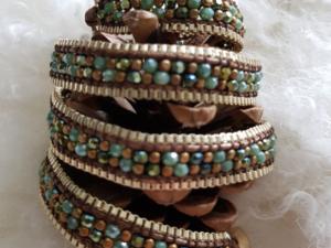 Trendy Ibiza style bracelet