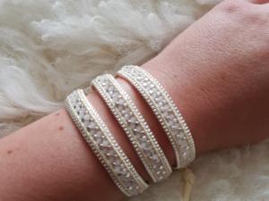 Wrap armband Ibiza stijl