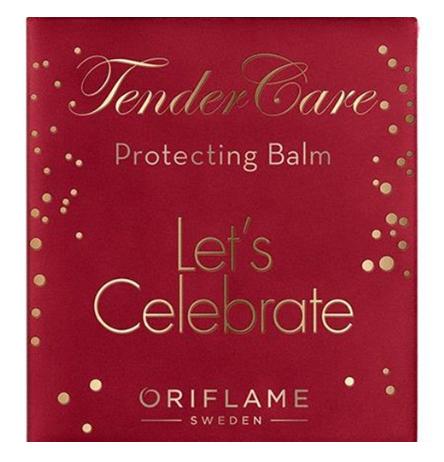 Tender Care protecting balm let's celebrate