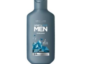 Subzero Hair & Body Wash