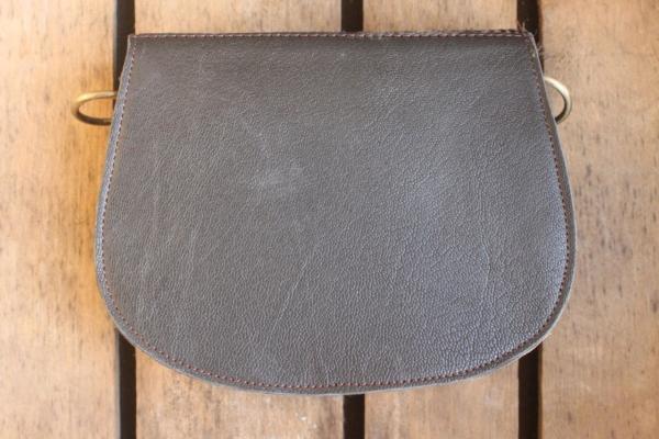achterkant ronde animal bag