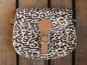 Animal bag panterprint