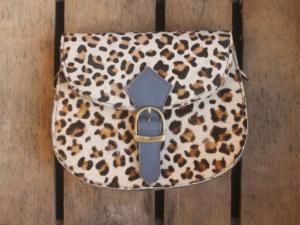Animal Bag Panter licht bruin