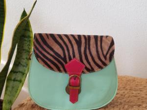 Zebra Animal bag