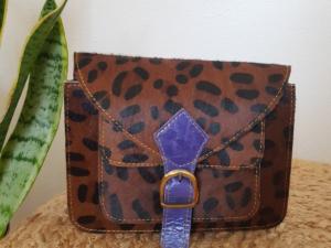 Ivy Bag met Panterprint